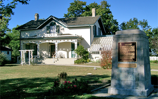 Alexander Graham Bell Homestead