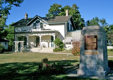 Bell Homestead Brantford