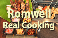 Romwell Cooking