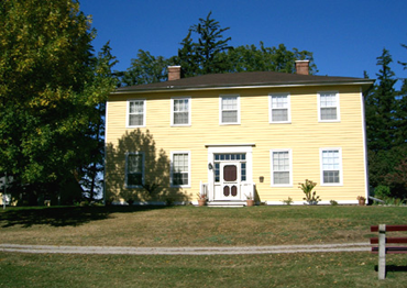 Myrtleville House Brantford